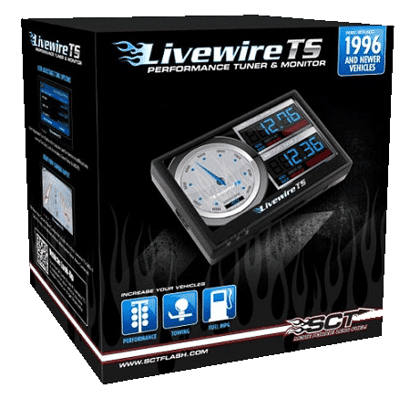 Ssi Performance Tuning Sct Livewire 5015 Programmer With 3