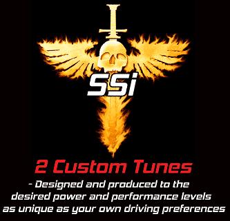 2 custom tunes