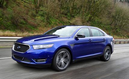 Taurus, Taurus SHO, Lincoln MKS, Fusions & Focus