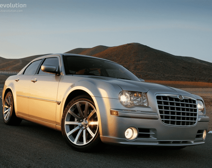 Chrysler 300C 2005 - 2015 3.6, 5.7, SRT