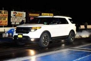 Explorer Sport Racing