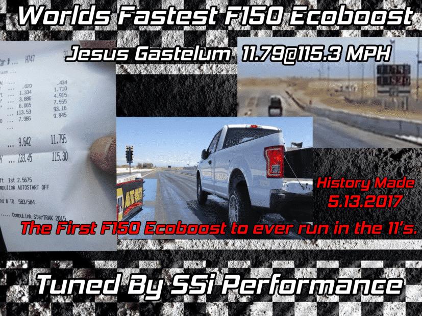 Worlds Fastest F150 Ecoboost