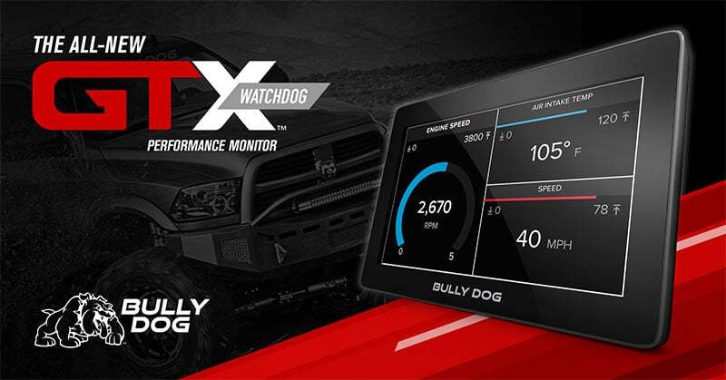 Bully-Dog-GTX-Watchdog-Performance-Monitor