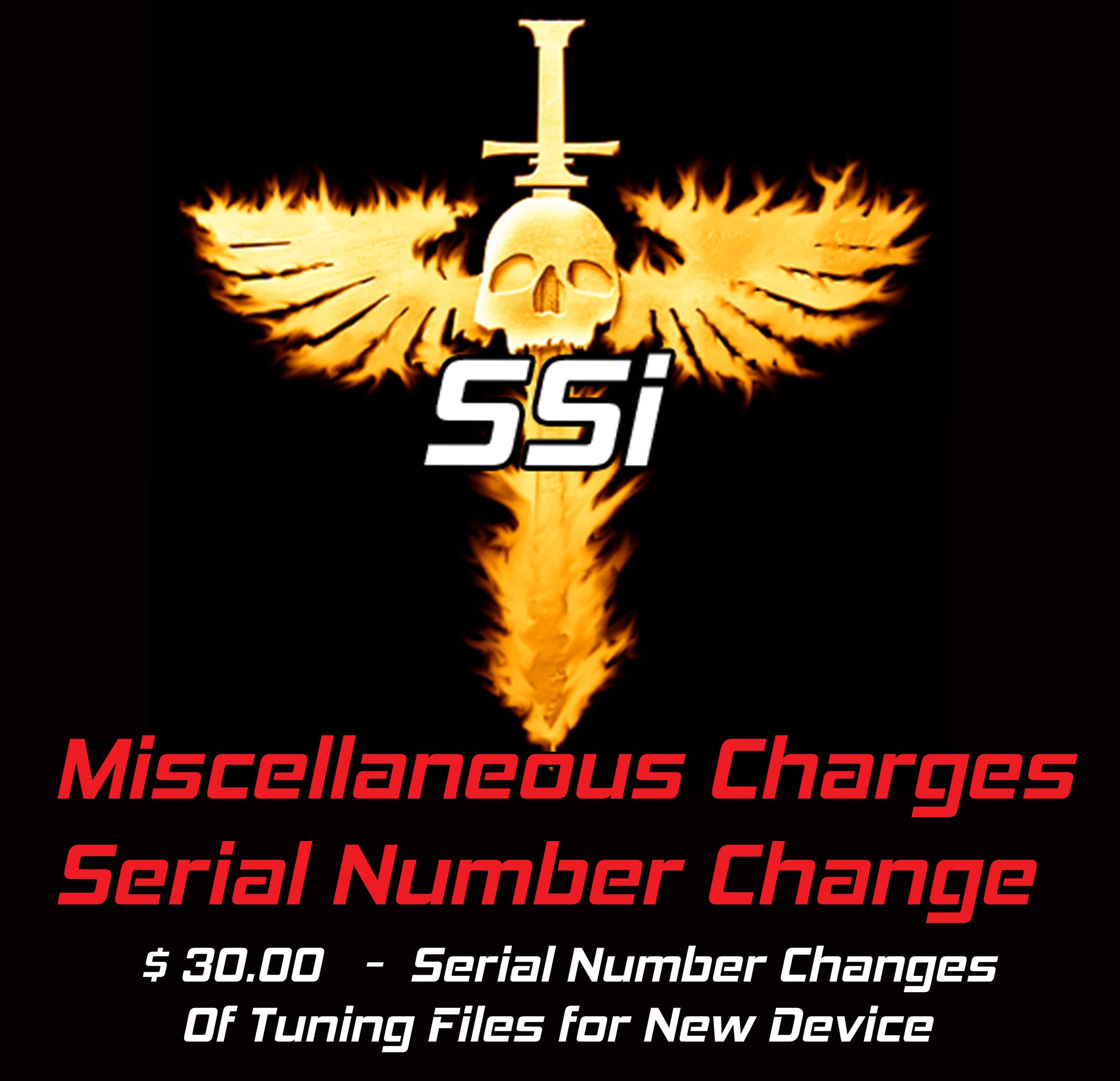 serial change