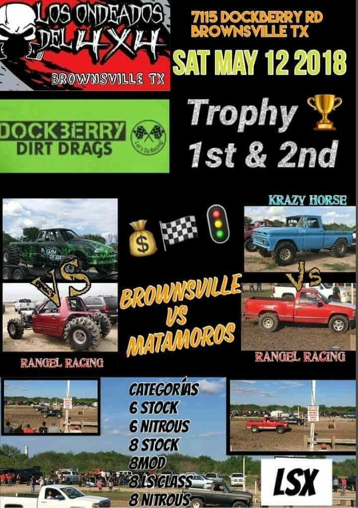 Dirt Drag Race Day
