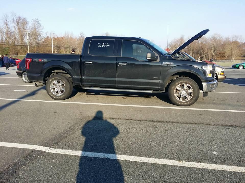 Brian's truck