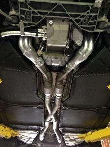 TPS Under Car